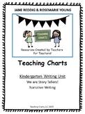 Kindergarten Personal Narrative Writing Curriculum (Lucy Calkins Inspired)