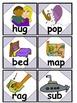 Kindergarten Phoneme Deletion Center Activities