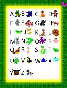 CC.RF.K.3 Bundle Kindergarten Phonics CVC Word Activity, Word Wall, Flash Cards