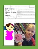 CC.RF.K.3 Bundle Kindergarten Phonics CVC Word Activity, W