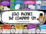 Kindergarten Phonics - The Whole Year - Bundled Distance L