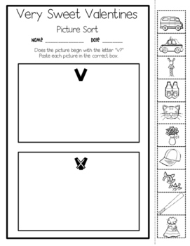 Kindergarten Phonics Enhancers Set 5