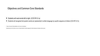 Kindergarten Phonics Lesson: Short Vowel CVC Flashcards Set