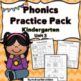 Level K Unit 3 Phonics