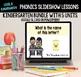 Kindergarten Phonics Slideshow Lesson using Powerpoint or Google Slides FREEBIE