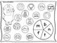 Kindergarten Phonics - Spin and Match