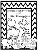 Kindergarten Phonics and Letter Recognition
