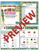 Kindergarten Phonics and Spelling D'Nealian Week 11 (Short Ăă)