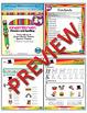 Kindergarten Phonics and Spelling D'Nealian Week 24 (H, K)