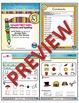 Kindergarten Phonics and Spelling D'Nealian Week 3 (u, v, w, x, y, z)