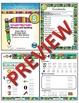 Kindergarten Phonics and Spelling D'Nealian Week 5 (S) {TEKS-aligned}