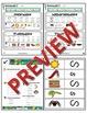 Kindergarten Phonics and Spelling D'Nealian Week 5 (S)