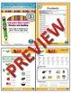 Kindergarten Phonics and Spelling Zaner-Bloser Week 13 (F)