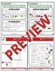 Kindergarten Phonics and Spelling Zaner-Bloser Week 15 (Review Ă, N, F, B)