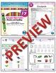 Kindergarten Phonics and Spelling Zaner-Bloser Week 17 (G) {TEKS-aligned}
