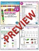 Kindergarten Phonics and Spelling Zaner-Bloser Week 17 (G)
