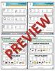 Kindergarten Phonics and Spelling Zaner-Bloser Week 2 (p, q, r, s, t)