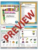 Kindergarten Phonics and Spelling Zaner-Bloser Week 2 (p,
