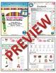 Kindergarten Phonics and Spelling Zaner-Bloser Week 22 (X, J)