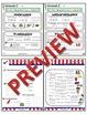 Kindergarten Phonics and Spelling Zaner-Bloser Week 23 (Short Ĕĕ) {TEKS-aligned}
