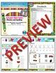 Kindergarten Phonics and Spelling Zaner-Bloser Week 28 (V, Z) {TEKS-aligned}