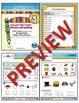 Kindergarten Phonics and Spelling Zaner-Bloser Week 3 (u, v, w, x, y, z)