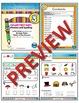 Kindergarten Phonics and Spelling Zaner-Bloser Week 3 (u,