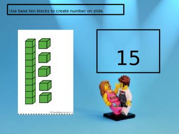Kindergarten Place Value Powerpoint