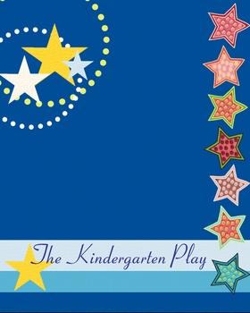 Kindergarten Play Yearbook page