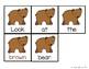 Kindergarten Pocket Chart Sentences- August & September