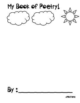 Kindergarten Poetry