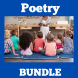 Kindergarten Poetry BUNDLE