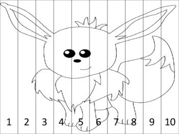 Pokemon Math Packet For Kindergarten