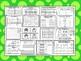 Kindergarten Pokemon Math and Literacy Pack 2