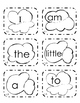 Reading Street Kindergarten Popcorn Word Flash Cards