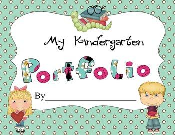 Kindergarten Portfolio