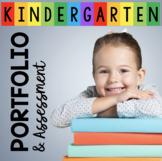 Kindergarten Portfolio and End of the Year Assessment - Data Folder