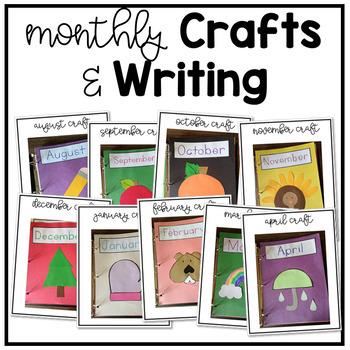 Kindergarten Portfolio and Memory Book