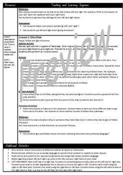 Kindergarten Position Smart Notebook and Unit of Work Bundle 4