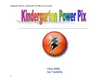 Kindergarten Power Pix