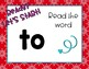 Kindergarten PowerPoint Game: Hide From the Yeti-Sight Words