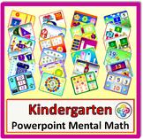 Kindergarten Powerpoint Mental Math