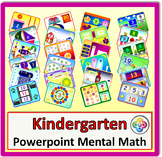 Kindergarten Powerpoint Mental Math