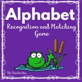 Kindergarten-Pre-K-Sp.Ed.-Alphabet Recognition & Match Gam
