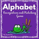 Kindergarten-Pre-K-Sp.Ed.-Alphabet Recognition & Match Gam
