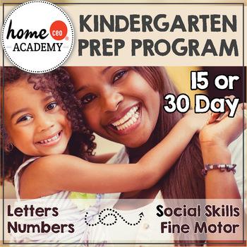 Kindergarten Prep Program