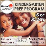 Kindergarten Prep Program - Summer Before Kindergarten