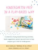 Kindergarten Prep in a Play-Based Way: 25+ Simple Literacy