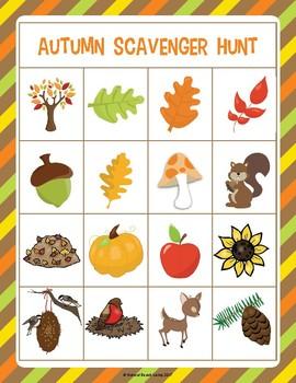 Kindergarten & Preschool Leaf Theme Lesson Plan Activities