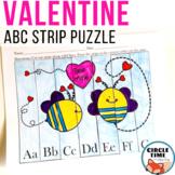 Kindergarten & Preschool Valentines Activity, Bee My Valentine, #freebiefriday